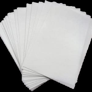 carteles en papel